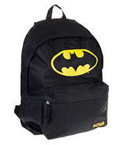 Batman Logo Backpack (Black)