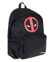 Deadpool Logo Backpack (Black)