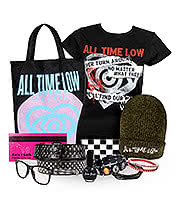 EXCLUSIVE! All Time Low Fan Pack