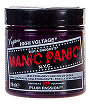 Manic Panic Classic Semi Permanent Hair Dye 118ml (Plum Passion)