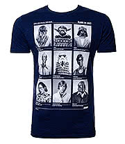 Chunk Clothing Star Wars Class Of 77 T Shirt (Navy)