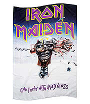 Iron Maiden Can I Play Flag