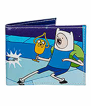 Adventure Time Jake & Finn Wallet