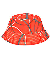 Blue Banana Bucket Hat (Red)