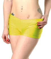 Insanity Hot Pants (Yellow)