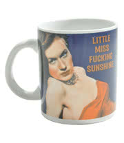 Little Miss Novelty Mug