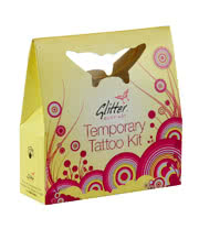 Glitter Art Small Body Art Kit