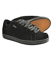 Etnies Kingpin Trainers (Black)