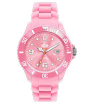 Ice Watch Silicon Pink Watch (Small)