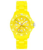 Ice Watch Classic Yellow Watch (Unisex)