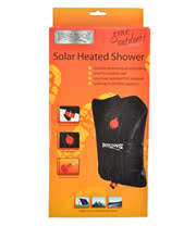 Boyz Toyz Solar Heated Festival Shower