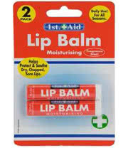 Moisturising Lip Balm (Twin Pack)