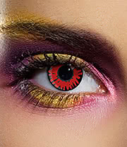 EDIT 90 Day Twilight Volturi Coloured Contact Lenses (Red)