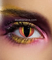 Edit Dragon Eye 90 Day Coloured Contact Lenses Pair