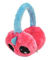 Cupcake Cult Monster Earmuffs (Pink)