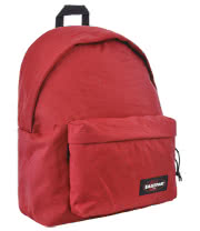 Eastpak Padded Pak'r Backpack (Red)