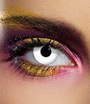 EDIT Daily Coloured Contact Lenses (White)