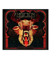 Mastodon The Hunter CD