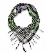Blue Banana PLO Scarf (Green)