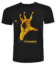 System Of A Down Vintage Hand T Shirt (Black)