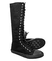 Blue Banana X Tall Boots (Black)