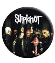 Slipknot Badge