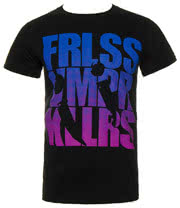 Fearless Vampire Killers Logo T Shirt (Black)