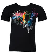 Pink Floyd Marching T Shirt (Black)