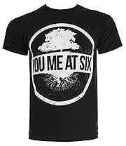 You Me At Six Tree T Shirt (Black)