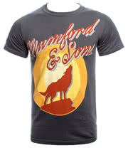 Mumford & Sons Hopeless T Shirt (Grey)