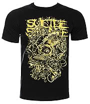Suicide Silence Gear Head T Shirt (Black)