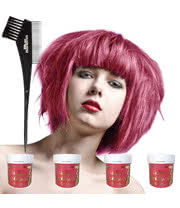 La Riche Directions Hair Dye 4 Pack (Pastel Pink)