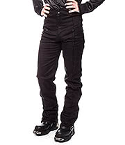 Steampunk Emporium Trousers (Black)