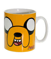 Adventure Time Jake Mug (Yellow)