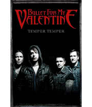 Bullet For My Valentine Group Poster