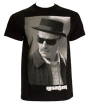 Breaking Bad Heisenberg T Shirt (Black)