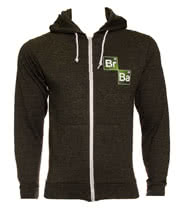 Breaking Bad Logo Hoodie (Black)