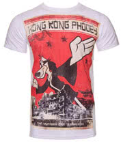 Hong Kong Phooey T Shirt (White)