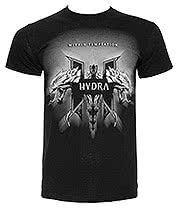 Within Temptation Hydra T Shirt (Black)