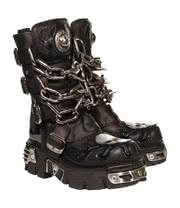 New Rock Boots Style 727 (Black)
