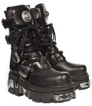 New Rock Boots Style 373 (Black)