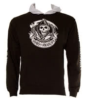Sons Of Anarchy Hoodie (Black)