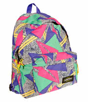 Eastpak Padded Pak'r 80's Funk Backpack (Multi)