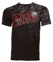 Metal Mulisha Radar T Shirt (Black)