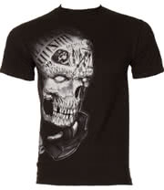 Metal Mulisha Riding Dead T Shirt (Black)