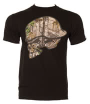 Metal Mulisha Hide T Shirt (Black)
