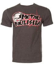 Metal Mulisha Colab T Shirt (Charcoal)