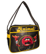 The Muppets Animal Retro Bag (Red)
