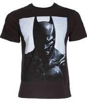 DC Comics Batman Shadow T Shirt (Black)