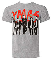 You Me At Six Photo T Shirt (Grey)